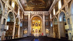 Igreja de So Roque (kpmst7) Tags: 2016 portugal europe iberia lisbon lisboa westerneurope southerneurope church interior catholic nationalcapital