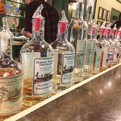 #Repost @iron_rebel165 ・・・ So many amazing spirits 🍸 and so many well made cocktails. Highly recommend this spot #quincystreetdistillery #distillery #gin #vodka #moonshine #bourbon #whiskey #alcohol #booze #cocktails #liquor #drunk #alcoholporn # (riverside.illinois) Tags: instagramapp square squareformat iphoneography uploaded:by=instagram riverside riversideillinois chicago chicagosuburbs fall suburbs 2016