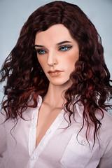 Hyacinth (Amadiz) Tags: wig wigs amadiz amadizstudio bjd abjd doll dolls tan iplehouse hairstyle fashion leonard