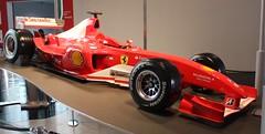 Ferrari F2003-GA (ST33VO) Tags: ferrari f1 ferrariworld race car racing formula1 abudhabi automobile formulaone racecar racingcar grandprix motorsport motorsports autoracing autosport