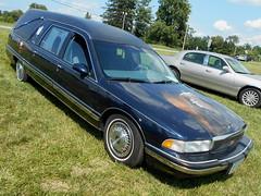 1994 Buick Roadmaster S&S Victoria (splattergraphics) Tags: 1994 buick roadmaster ss victoria hearse carshow professionalcarsociety gettysburgwyndhamhotel gettysburgpa