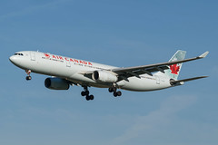 Air Canada / A333 / C-GFUR / EHAM 18 (_Wouter Cooremans) Tags: ams amsterdam eham amsterdamschipholairport amsterdamschiphol schiphol spotting spotter avgeek aviation airplanespotting air canada a333 cgfur 18 aircanada
