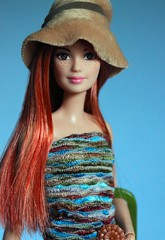Img_2102 (GreenWorldMiniatures) Tags: fashion fever barbie madetomove redhair redhead wave2 2016 mtm