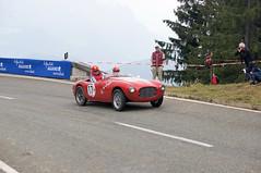 Siata 300 Barchetta Competizione (1952) (PWeigand) Tags: 2015 bayern berchtesgaden edelweissclassic oldtimer rosfeldrennen siata300barchettacompetizione1952 deutschland