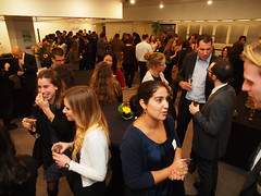 20-10-16 Cross Chamber Young Professionals Networking Night IV - PA200184