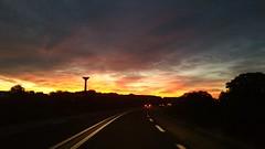 20161019_074327 (srouve78) Tags: sunsetroad roadatsunset sun road atnight
