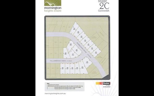 Lot 237 TALLOWWOOD DRIVE, Gunnedah NSW 2380