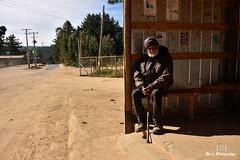 """Camino a Las docas"" (ESQUIZOFRENIA ART ) Tags: chile seor hombre color history respeto"