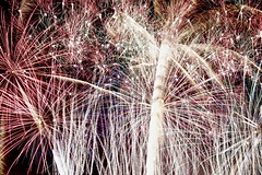 Battersea Park Fireworks (Sarah Marston) Tags: london battersea batterseapark fireworks sony a65 alpha november 2016