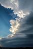 September 6 2016 Supercell (Dan's Storm Photos & Photography) Tags: skyscape skyscapes sky shelfcloud severethunderstorm supercell shelf storms supercellthunderstorm updraft updrafts cumulonimbus weather wallcloud wisconsin wallclouds landscape landscapes crepuscular clouds convection cumulus crepuscularrays