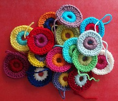 carousel cal  - (elletee42) Tags: crochet cal carousel