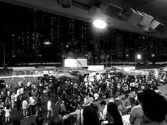 At the races (Tom Diggelmann) Tags: bw blackandwhite happyvalley hongkong hk horserace horses