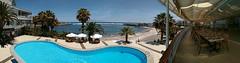 Panamerican Panorama (Ctuna8162) Tags: chile antofagasta hotel panamericanasuites beach pool ocean sky panorama