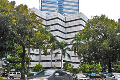Gedung Kementerian Perhubungan (BxHxTxCx (more stuff, open the album)) Tags: jakarta building gedung architecture arsitektur office kantor
