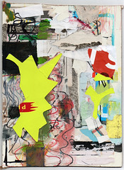(Armand Brac) Tags: collage armandbrac art artwork abstract handmade collageart cutpaste mixedmedia mixmedia paper cutandpaste paperart analogue