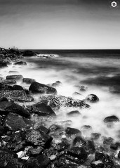 ~ The Endless Dreams ~ (Chirag Khatri) Tags: nikon d7200 tamron tamron1530 nikond7200 nature landscape seascape monochrome bw black white blackandwhite waves nd1000 nd haida ice1000 zomei zomeiz988 z988 outdoor sky water rocks muscat oman corniche fishing unique explore travel fun nikontop nikonmea longexposure mono