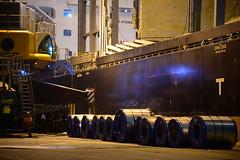 La Chambordais DST_3280 (larry_antwerp) Tags: lachambordais 9733260 abes katoennatie bulk steel coils antwerp antwerpen 安特卫普 安特衞普 アントウェルペン אנטוורפן 안트베르펜 أنتويرب port 港口 海港 פארט 港湾 항구 بندر ميناء belgium belgië 比利时 比利時 бельгия ベルギー בלגיה बेल्जियम 벨기에 بلژیک بلجيكا schip ship vessel 船 船舶 אונייה जलयान 선박 کشتی سفينة