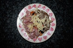 Flo's Breakfast  Sausage and Bacon (@oakhamuk) Tags: flos reakfast sausage bacon martinbrookes