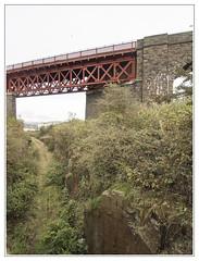 Ferrytoll Jamestown Viaduct 3 (The Anti-Sharpness League) Tags: jadmor olympus queensferry crossing micro 43 fife forth road bridge