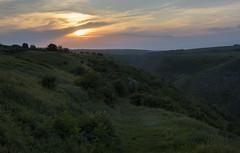 Tipova (nastasenika) Tags: landscape sunset nikon nature sky clouds outdoor hill foothill moldova