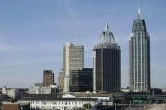 Mobile, Alabama Skyline (Stabbur's Master) Tags: alabama mobile mobileskyline skyscraper skyline cityskyline