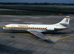 EC-CIZ (ilyushin18) Tags: caravelle se210 flugzeug aircraft plane airliner dus
