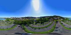 Barigui Park Aerial Panorama (prietomd11) Tags: barigui parque curitiba parana parques park aerial panorama