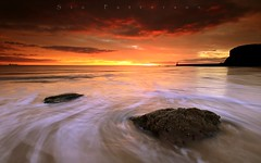 Roaming (Stu Patterson) Tags: stu patterson tynemouth king edwards bay sunrise seascape