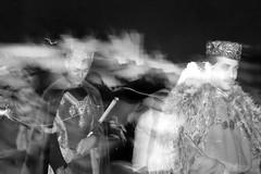 when we were kings (yaya13baut) Tags: carcassonne citdecarcassonne france king kings crown torchlight blackandwhite bw noiretblanc flash strobe exposure street streetphotography streetphoto streetphotographers streettogs streetlife night nightstreetshot nightshot castle fujifilm fujifilmfrance fujifilmxseries fujifilmx100s fujix100s x100s