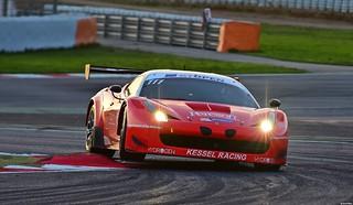 Ferrari 458 GT3 / Stephen Earle / David Perel / Kessel Racing