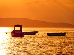 Boats (Francesco Impellizzeri) Tags: sunset trapani sicilia