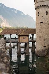 Chillon (EllaGuay) Tags: francia chillon castillo verano lago