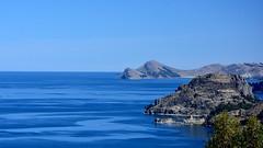Lago Titicaca y la isla del sol (Miradortigre) Tags: bolivia isla island titicac lake lago blue azul deep profundo