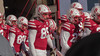 Huskers Team Entrance (Codydownhill) Tags: football game huskers big red sports portrait trophy brother dad