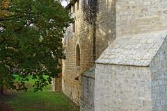 Douves des remparts de Larressingle - Gers (domingo4640) Tags: remparts village patrimoine gers larressingle moyenage middleage