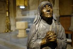 Oct. 2016 (alfiesantos) Tags: saintpatrickscathedral cathedral nyc newyork mothertheresa saint saintpatricks