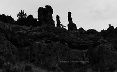 Goblins of the Canyon (chasingthelight10) Tags: events photography landscapes canyons mountains highdesert rockformations places oregon centraloregon aldersprings whychuscreekcanyon whychuscreek otherkeywords creeks