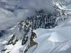 Cuando al azar de los días, las nubes se retrasan y... (trieste21) Tags: aiguilledumidi montblanc chamonix france aiguille montaña mountain alps alpes francia paisaje mediodia aguja saboya rodano rhone snow nieve cresta arista