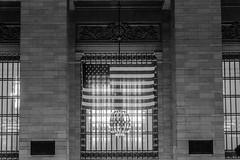 Old Glory (JMFusco) Tags: newyorkcity buildings ny newyork manhattan nyc grandcentralterminal flag americanflag