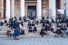 La Bourse (tanjatiziana) Tags: belgium brussels bruxelles streetphotography locals humanity