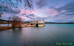 Marimon 3.0 (Ernest Bech) Tags: catalunya girona pladelestany banyoles estany llac lago lake sortidadesol albada sunrise