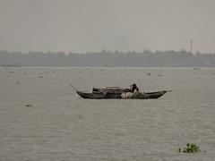 Alone (program monkey) Tags: vietnam mekong river delta cargo boat ben tre tra vinh work alone solitary