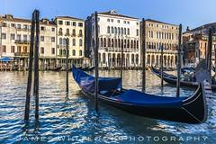Rialto (James Whitlock Photography) Tags: italy venice rialto grand canal gondola blue buidling magical city summer venezia sun nikon d810 lee filters gitzo