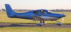 Cirrus SR22T GTS N644MW Lee on Solent Airfield 2016 (SupaSmokey) Tags: cirrus sr22t gts n644mw lee solent airfield 2016