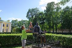 Saint Petersburg 14 (mpetr1960) Tags: saint petersburg russia people boy monument peterthefirst nikon d810