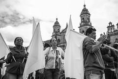 DSCF4175 (Galo Naranjo) Tags: peace colombia paz acuerdos firma celebración plazadebolívar 26denoviembre alegría movimientossociales sociedadcivil peaceagreement bogotá