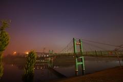 DSC08498 (cemilÖzenli) Tags: eskişehir fener adası gaga yaya köprüsü porsuk sonbahar pedestrian bridge sunrise autumn