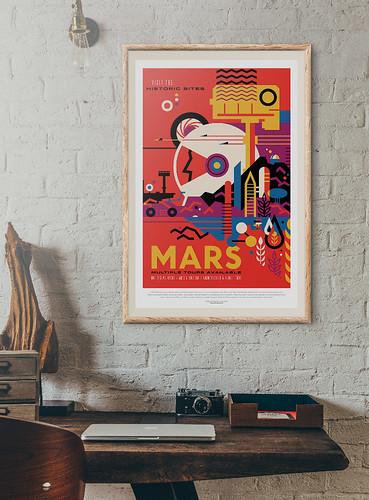 02-Affiche // 50x70 // Mars