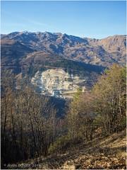 La montagne à vif