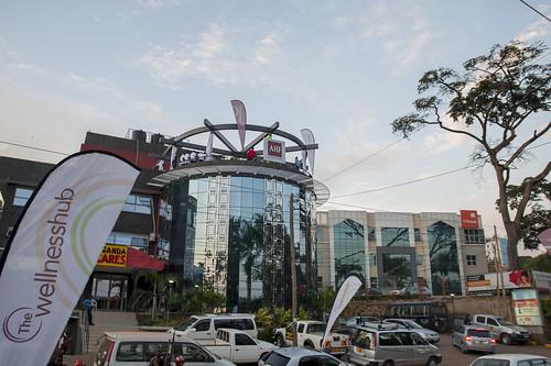 Uganda Wellness Hub Launch